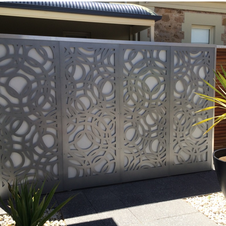 metal outdoor screen provider for decoration Keenhai