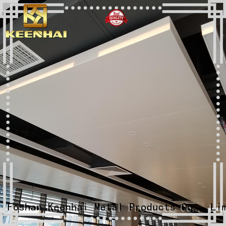 Keenhai new baffle ceiling provider for office building