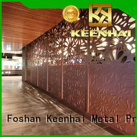 stylish antique metal screen supplier for sale