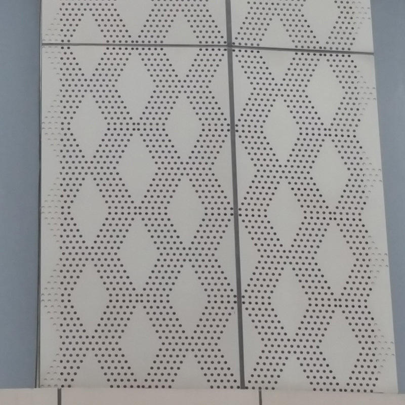 Exterior Aluminum Perforated Screen Wall Panel