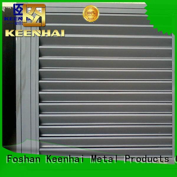 Keenhai elegant design decorative gable vents wholesale