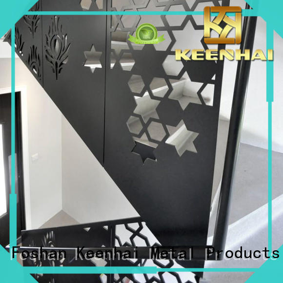 aluminum room partitions cheap interior for stairs Keenhai