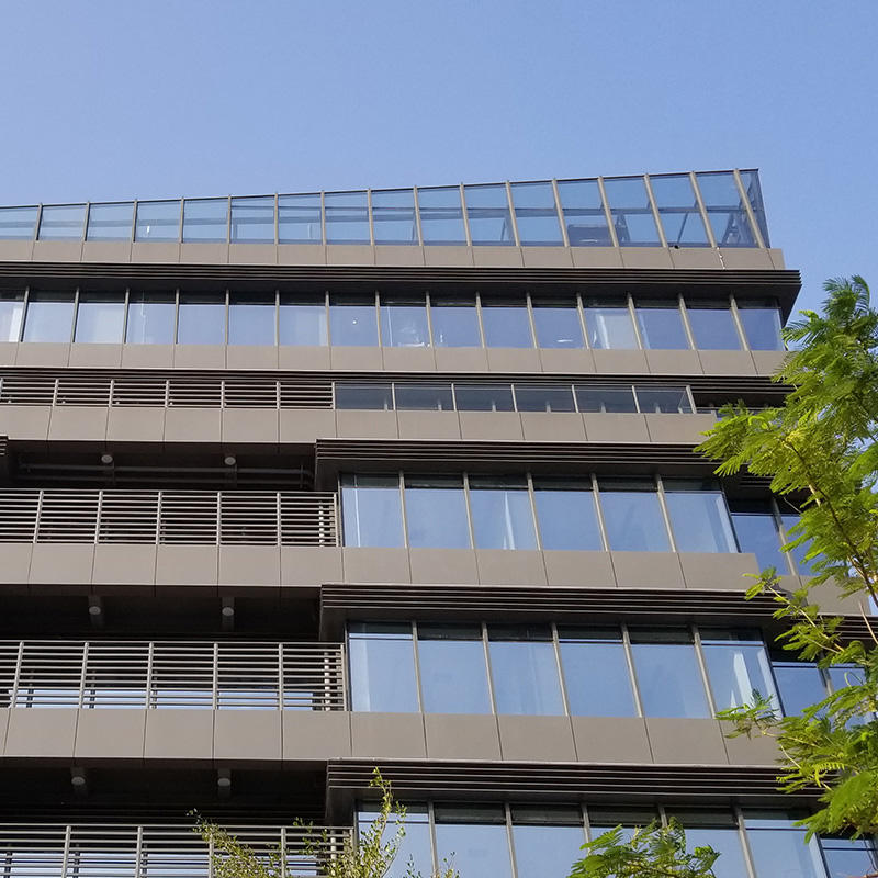 Building Architectural Aluminum Cladding Panel design
