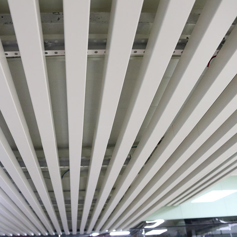 Keenhai pained interior metal ceiling fast shipping for hotel