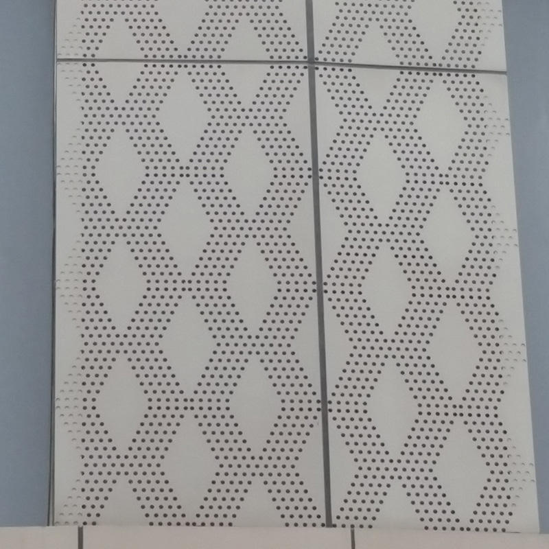 Exterior Aluminum Perforated Screen Wall Panel
