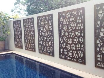 Outdoor Anti-corrosion Architectural Metal Screen