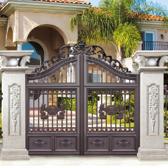 Customized Villa Gate Courtyard Garden Gate