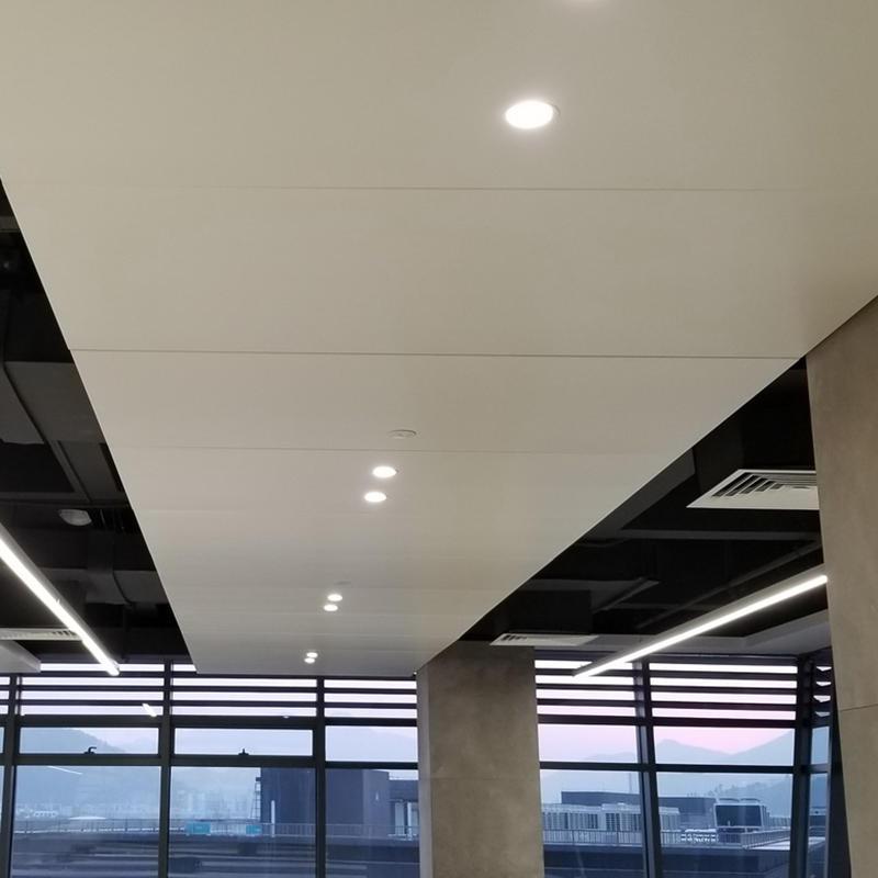 Interior Aluminum Baffle metal ceiling Panel