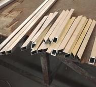 Aluminum Frame Cutting