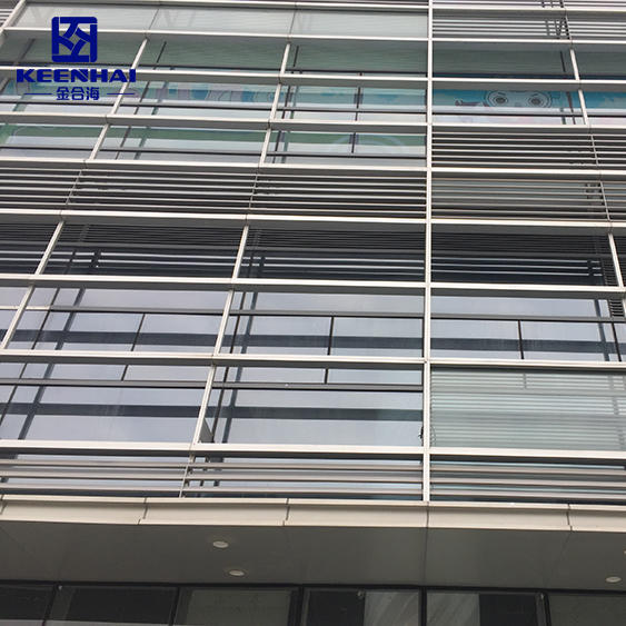Aluminum Tube Balustrade  For Balcony
