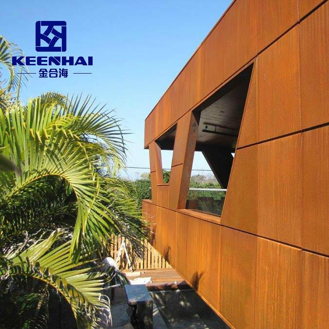Outdoor Heat-resistant Corten Steel For Sales