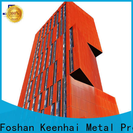 Keenhai exquisite corten steel panels from China for decoration