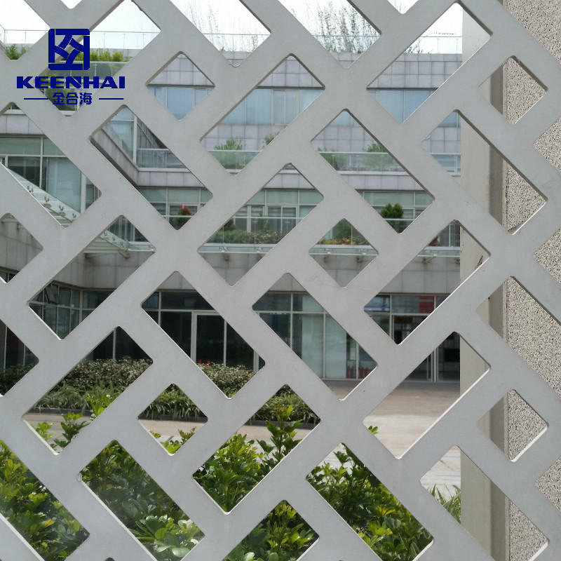 China Factory Curtain Wall Aluminum Profile Facade Building