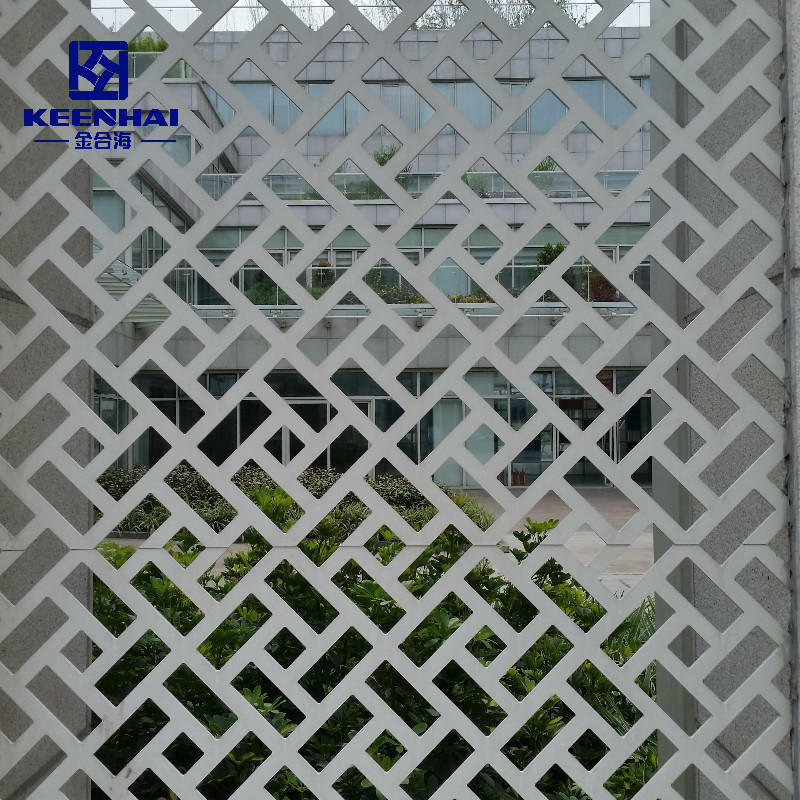 Perforated Metal Sheet Low Price Exterior Curtain Walls Systemframe