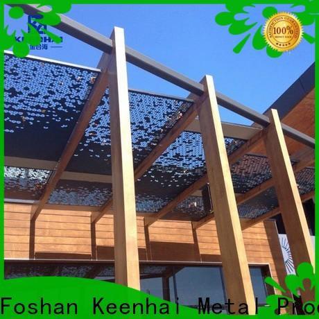 Keenhai ceiling laser cut ceiling panels supplier for decoration