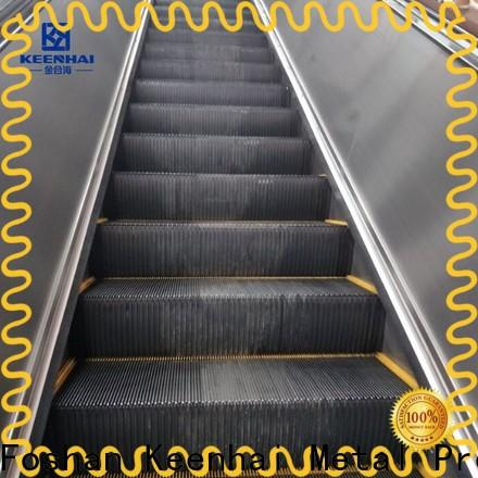 Keenhai stainless escalator cladding solution for escalator