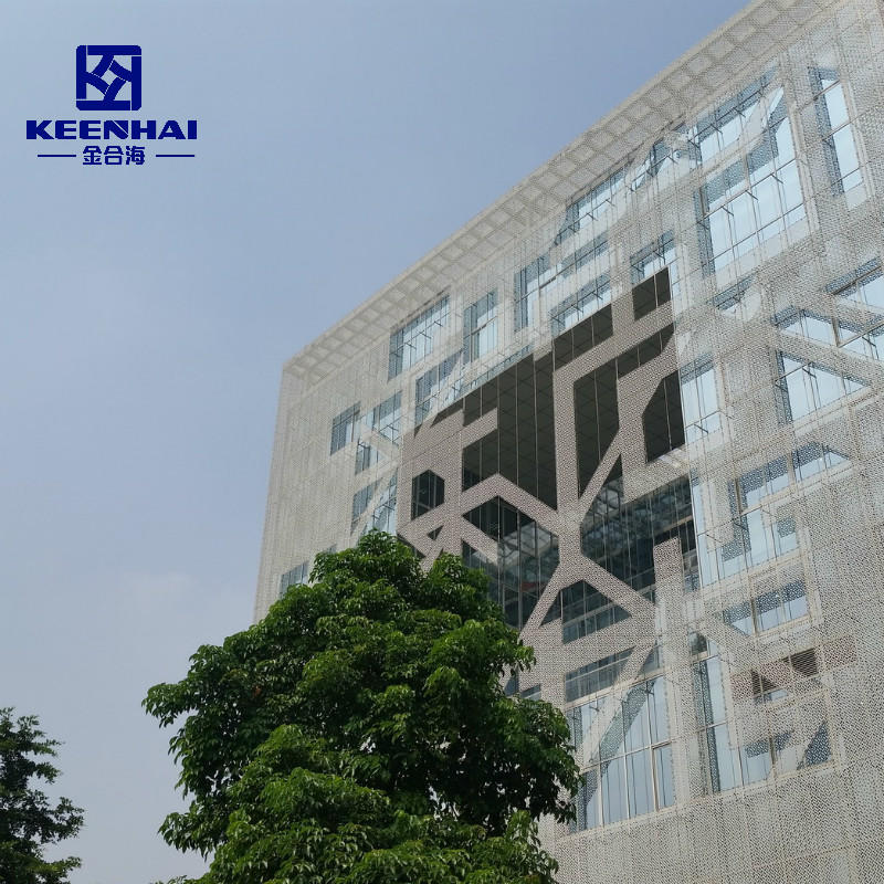 Exterior Facade Aluminium Curtain Wall Equipment With Specialty Analysis