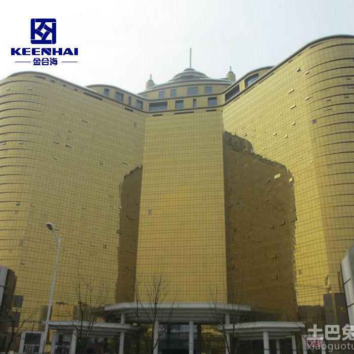 Factory Supplying Exterior Aluminum Solid Panels With Pattern For Walls