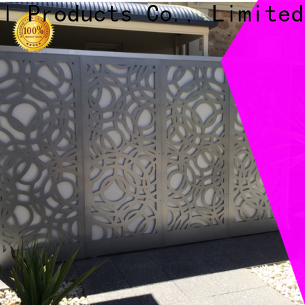 Keenhai cut outdoor screen panels trader for club