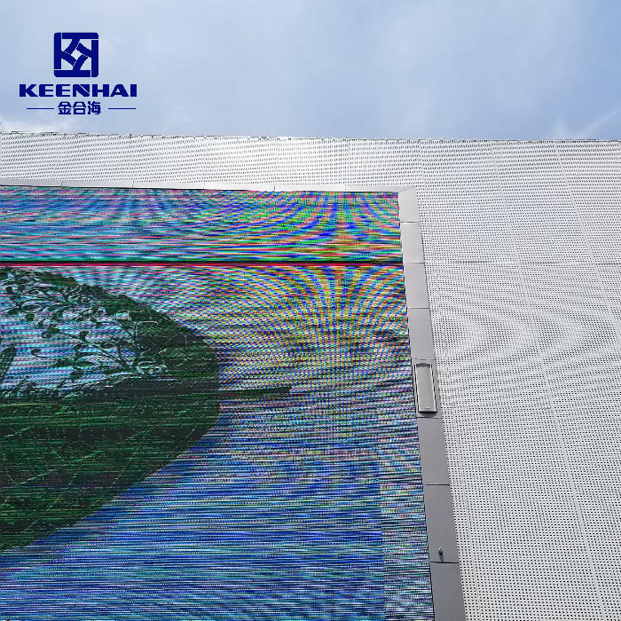 Customized Color Aluminum Solid Panel For Indoor And Outdoor Curtain Wall