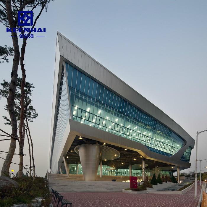 Aluminum Solid Panel For Building Decoration