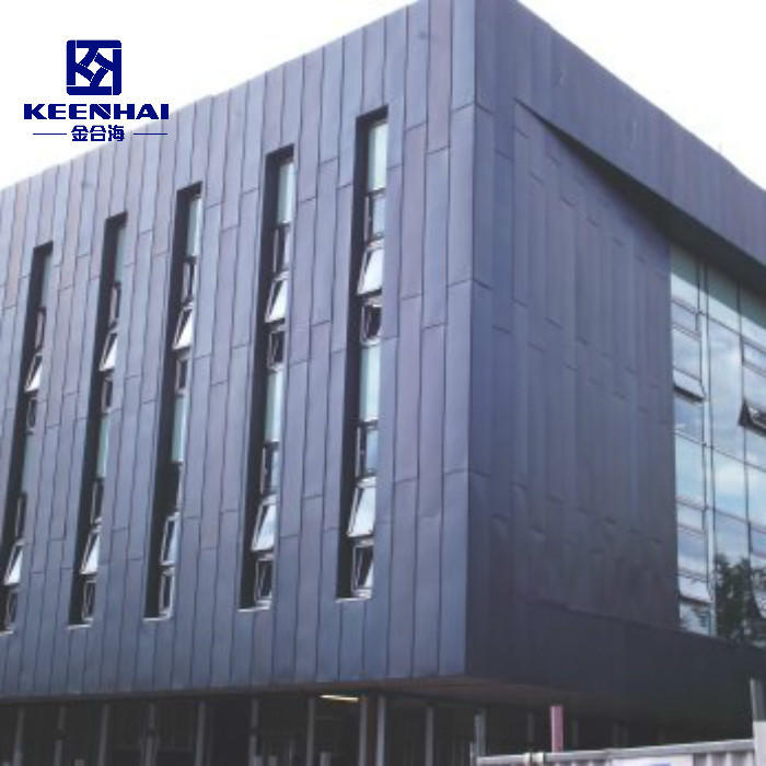 Oem Carved Aluminum Solid Panel For Aluminium Curtain Wall Facade Panel Factory Price-Keenhai