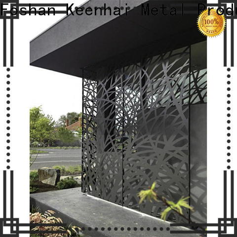 contemporary metal garden screens screen trader for club