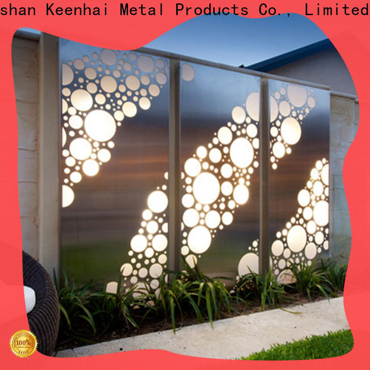 Keenhai contemporary outdoor decorative screens supplier for room
