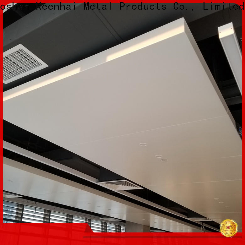 Keenhai new baffle ceiling provider for decoration