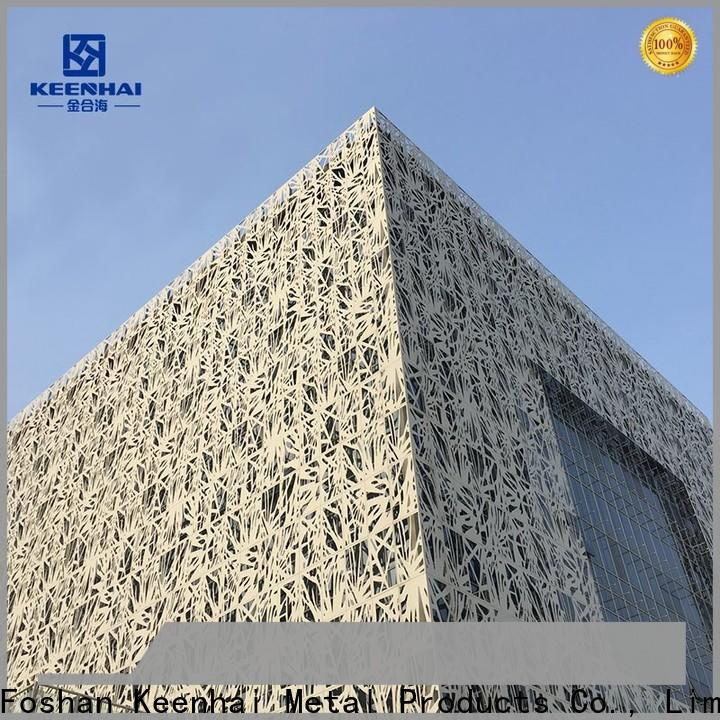 Keenhai advanced perforated metal panels manufacturer for decoration