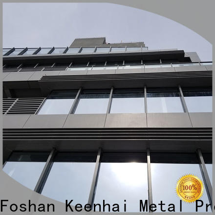 perfect aluminum wall panels screen factory for decoration