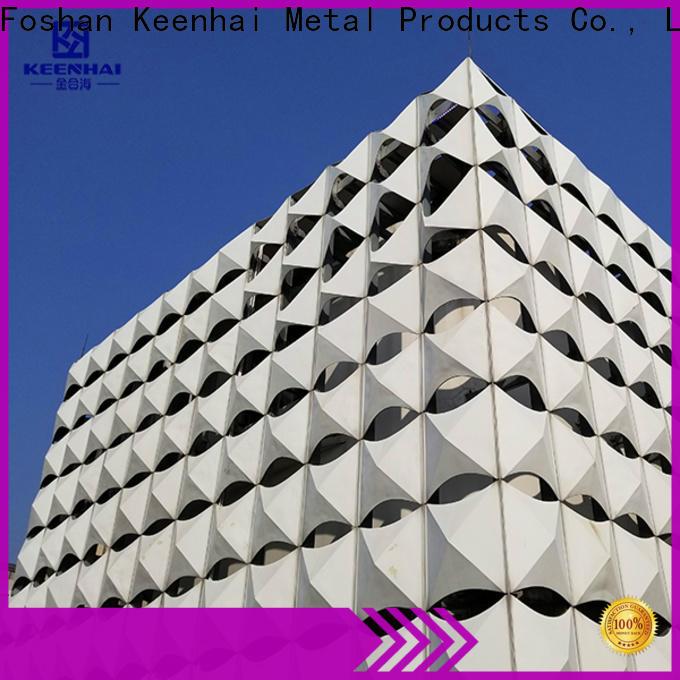 high quality pvdf aluminium aluminum manufacturer for villa