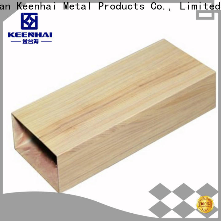 Keenhai fantastic aluminum ceiling panel supplier for decoration