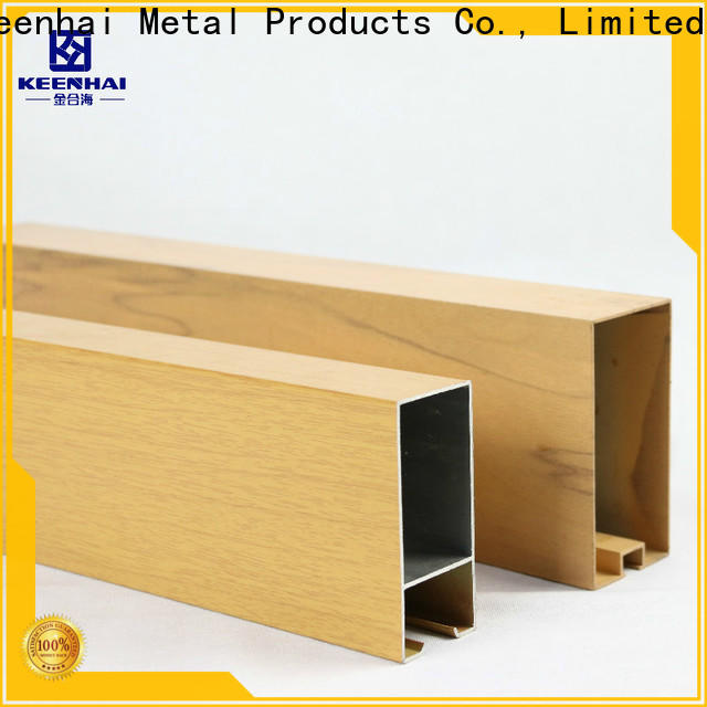 Keenhai painted tubular ceiling supplier for decoration