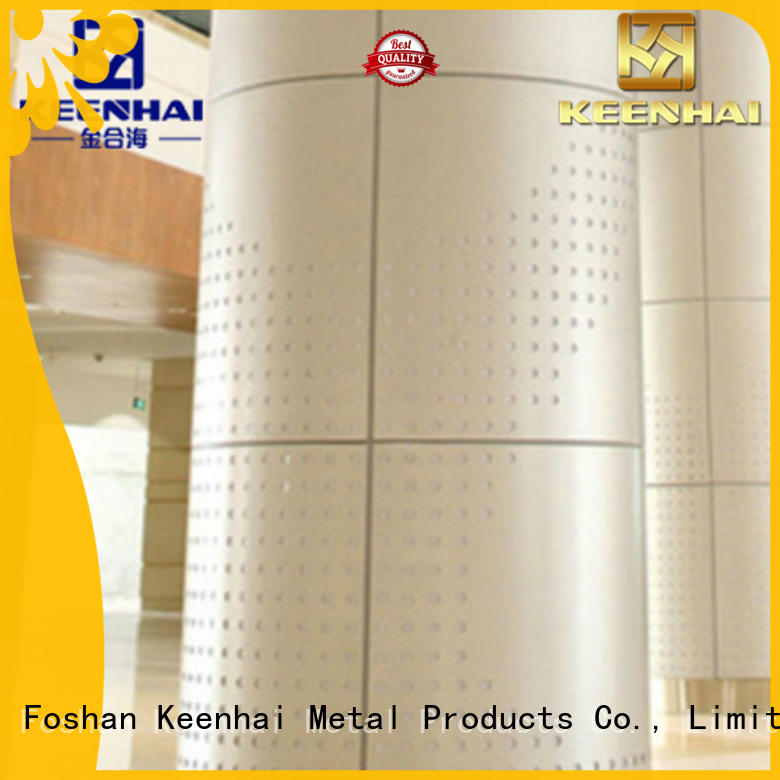 Keenhai standardized column cladding supplier for indoor decoration