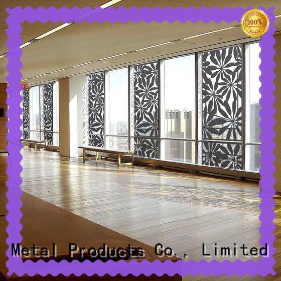 Keenhai customized antique metal screen supplier for garden