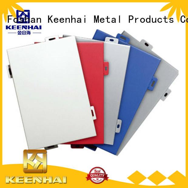 Keenhai standardized exterior wall panels design