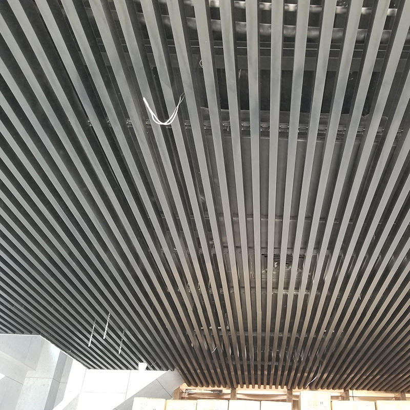 Interior tubular ceiling Aluminum ceiling tiles