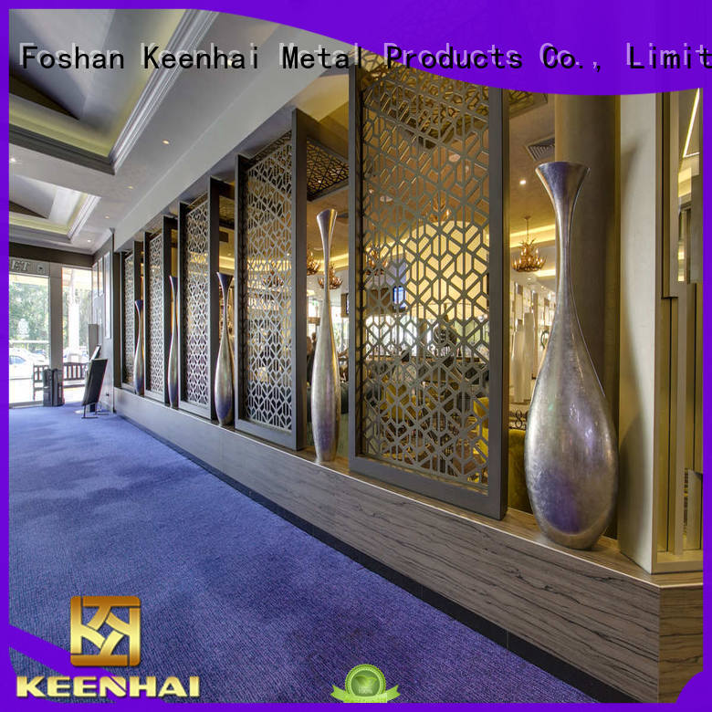 exquisite craft metal stud partition steel custom-made Service for hotel