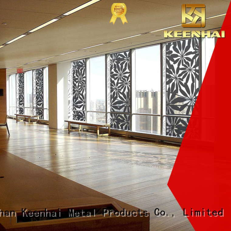 stylish decorative screen panel screen factory for decoration
