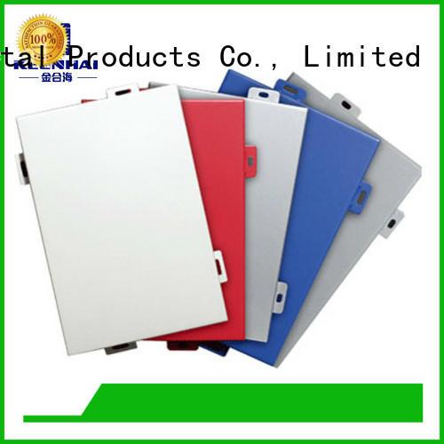 aluminium cladding panels exterior supplier for decoration