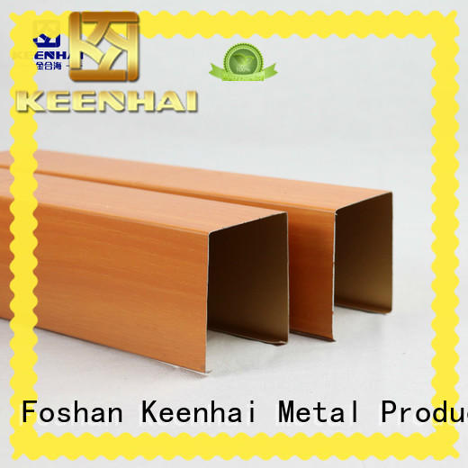 first-class decorative metal ceiling tiles manufacturer for decoration Keenhai