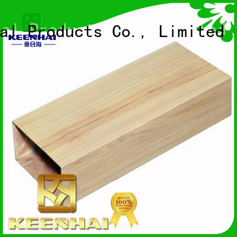 Keenhai fantastic aluminum ceiling panel supplier for decoration