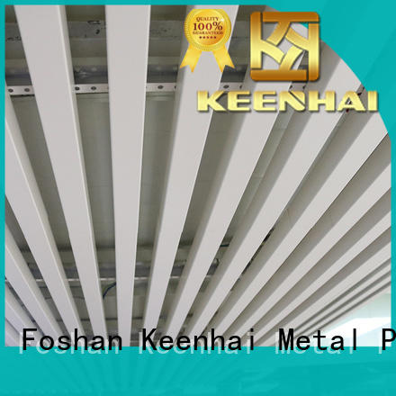Keenhai fashion interior metal ceiling order now for sale