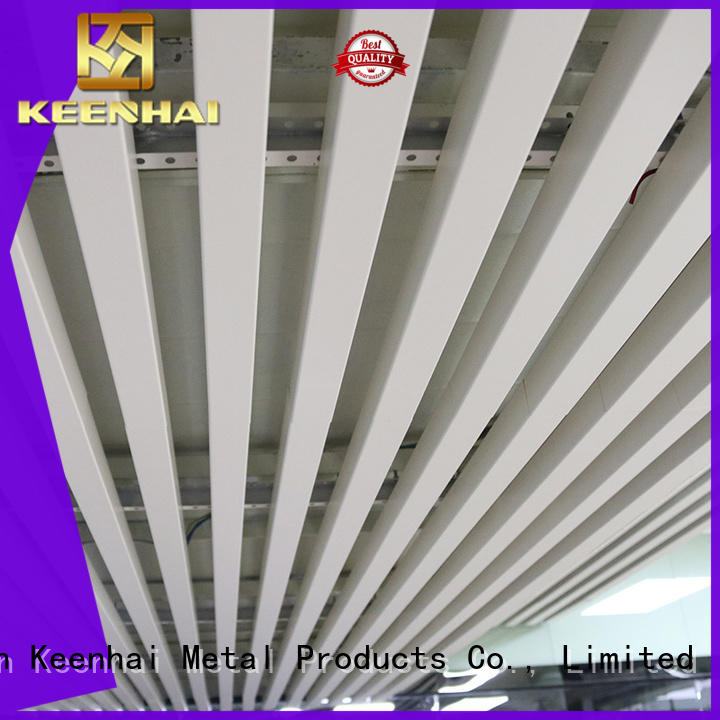 fashion interior metal ceiling manufacturer for hotel