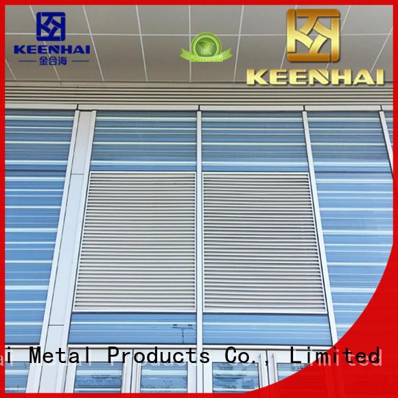 Keenhai ventilating ventilation louvres factory for villa