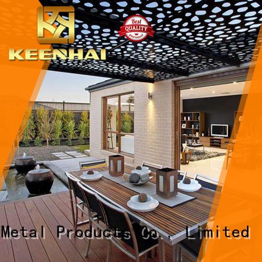 Keenhai cut laser cut ceiling supplier for decoration