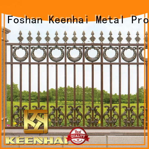 Keenhai garden decorative fence panels for decoration