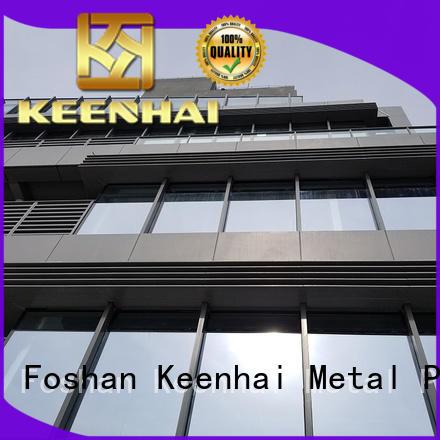 Keenhai standardized external wall cladding factory for renovations