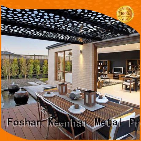 Keenhai fantastic laser cut panels supplier for decoration